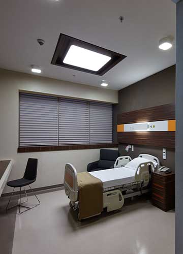 Hotel & Hospital Furniture Design