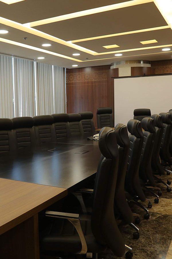 قاعة الاجتماعات