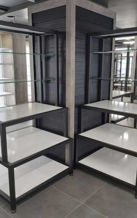 Store Shelving System